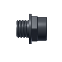 "Connector female/male 1/2"" BSP 15mm long"